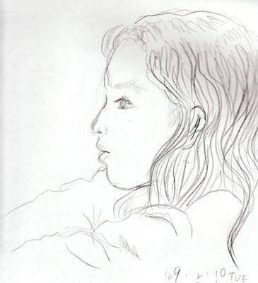 eldest daughter (2009.2.10TUE)