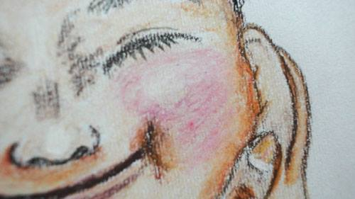 【ぷくぷく下子】plump cheeks  -youngest daughter 4