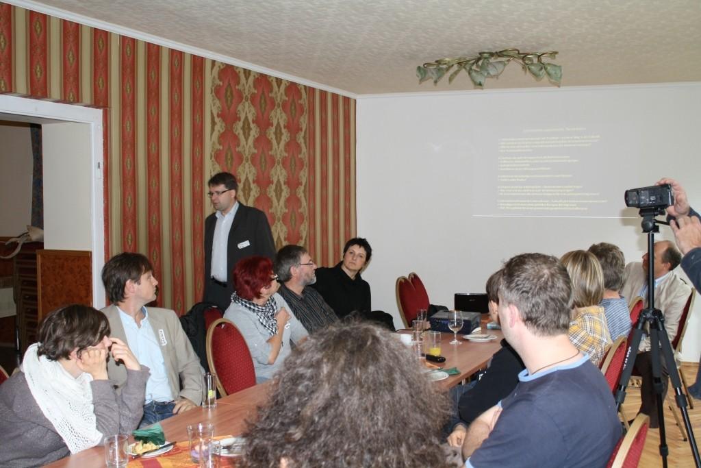 Gastimpuls von Thomas Napp: Migration und Regionalentwicklung - ein ZusammenGang?