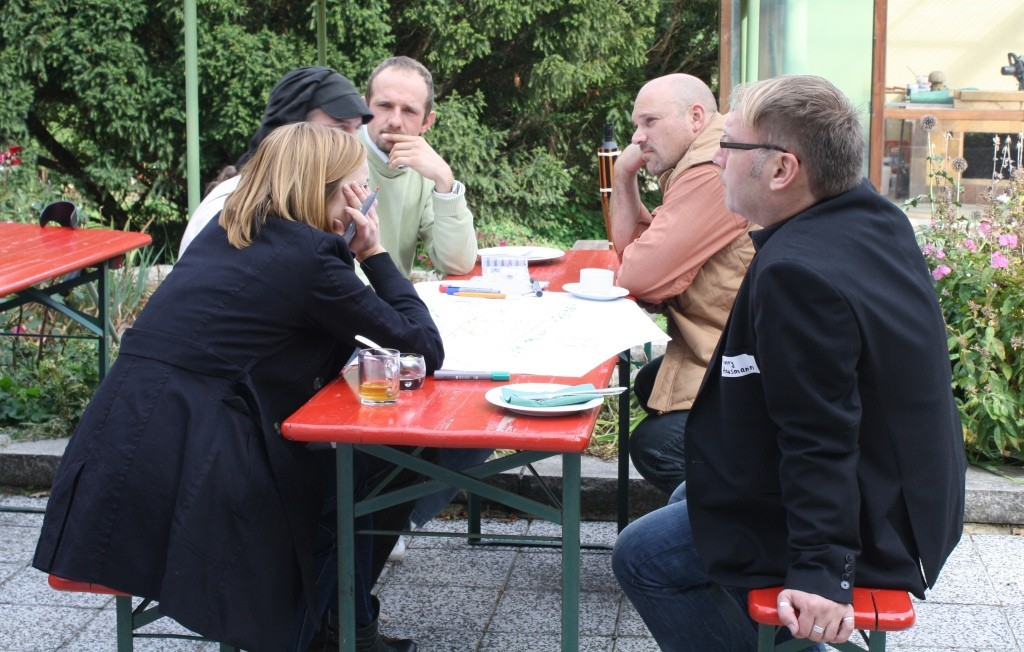 Aktionsgruppen - Think Tank