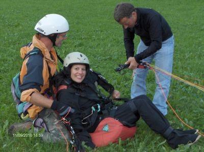 Fliegen mit Behinderten /  Fluso.ch