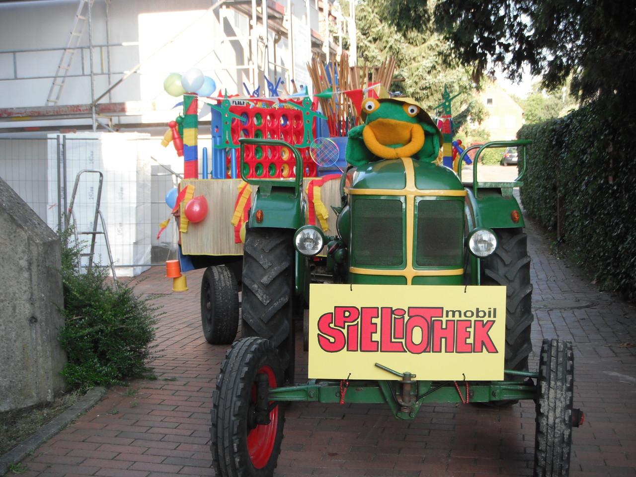 Kinderfest-Mobil