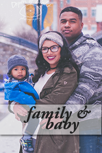 family baby photographer frederick maryland