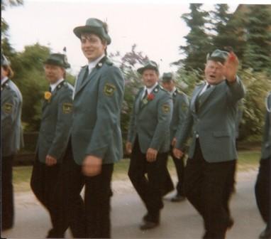 1992 v.l. Andreas Neubauer,Jörg-Heinrich Siemke,Werner Schulze,Gerhard Strilziw,Hans-Jürgen Lüdemann