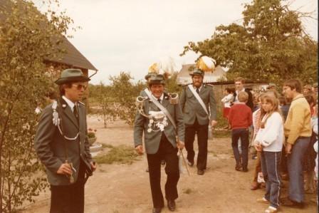 1981 König Adolf-Wilhelm Schulz & Hauptmann H.Strilziw