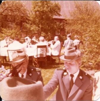 1975 bei Heinrich Külbs, Dieter Smerling