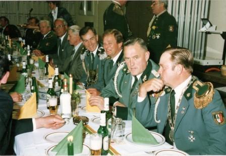 1986 Könisgvesper Dannenberg Willi Griebke und Dieter Hesebeck