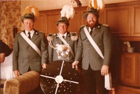 1981 Lüdemann, Schulz, Schulz