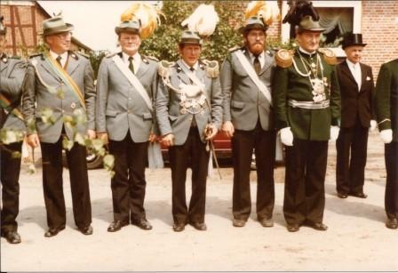 1981 König Adolf-Wilhelm Schulz