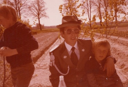 1980 Heinz und Mike Strilziw