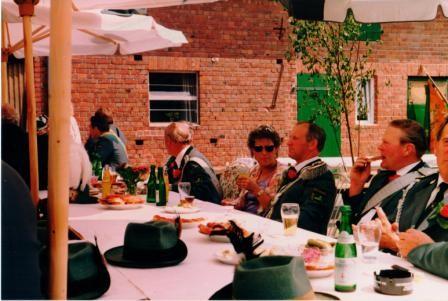 1993 Beim Könige Hermann Stahlbock