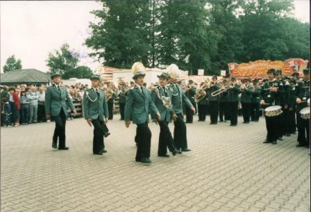 1983 Parademarsch Schützenfest Dannenberg