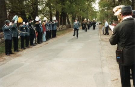 2005 Parademarsch