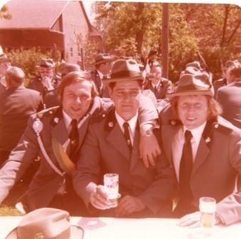 1975 bei Heinrich Külbs, Beckmann, M.Grönecke
