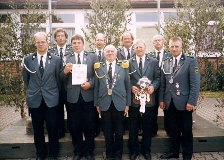 König 1997  - Heinz Chocholowicz