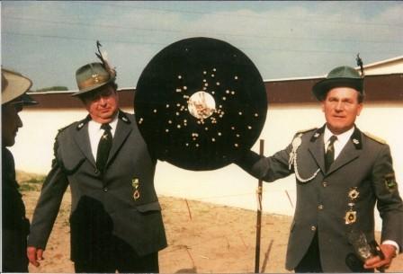 1989 Dieter Hesebeck und Willi Dibbert