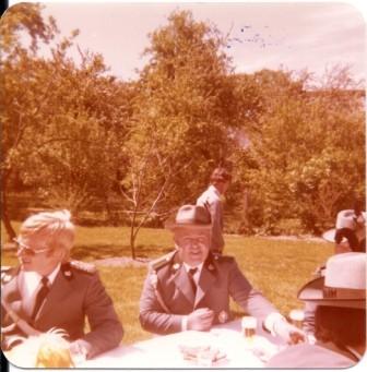 1975 bei Heinrich Külbs, Ulrich Wiegmann und Adolf Stahlbock