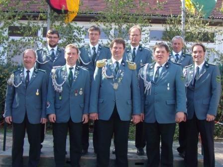 König 2011 - Richard Möhring