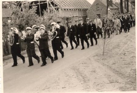 19554 Himmelfahrt, Ummarsch Gümse