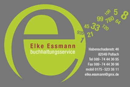Elke Essmann – Buchhaltungsservice