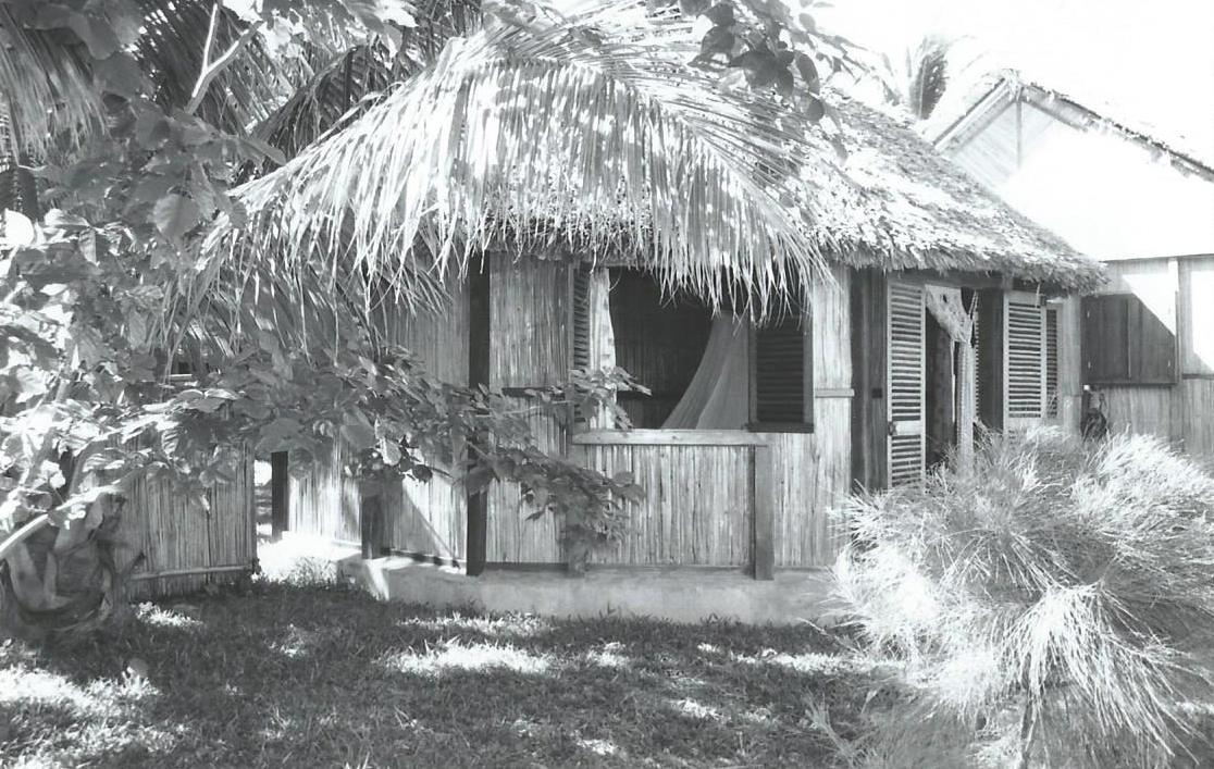 Ma case de repos  sur l'île Ste-Marie à l'Est de Madagascar