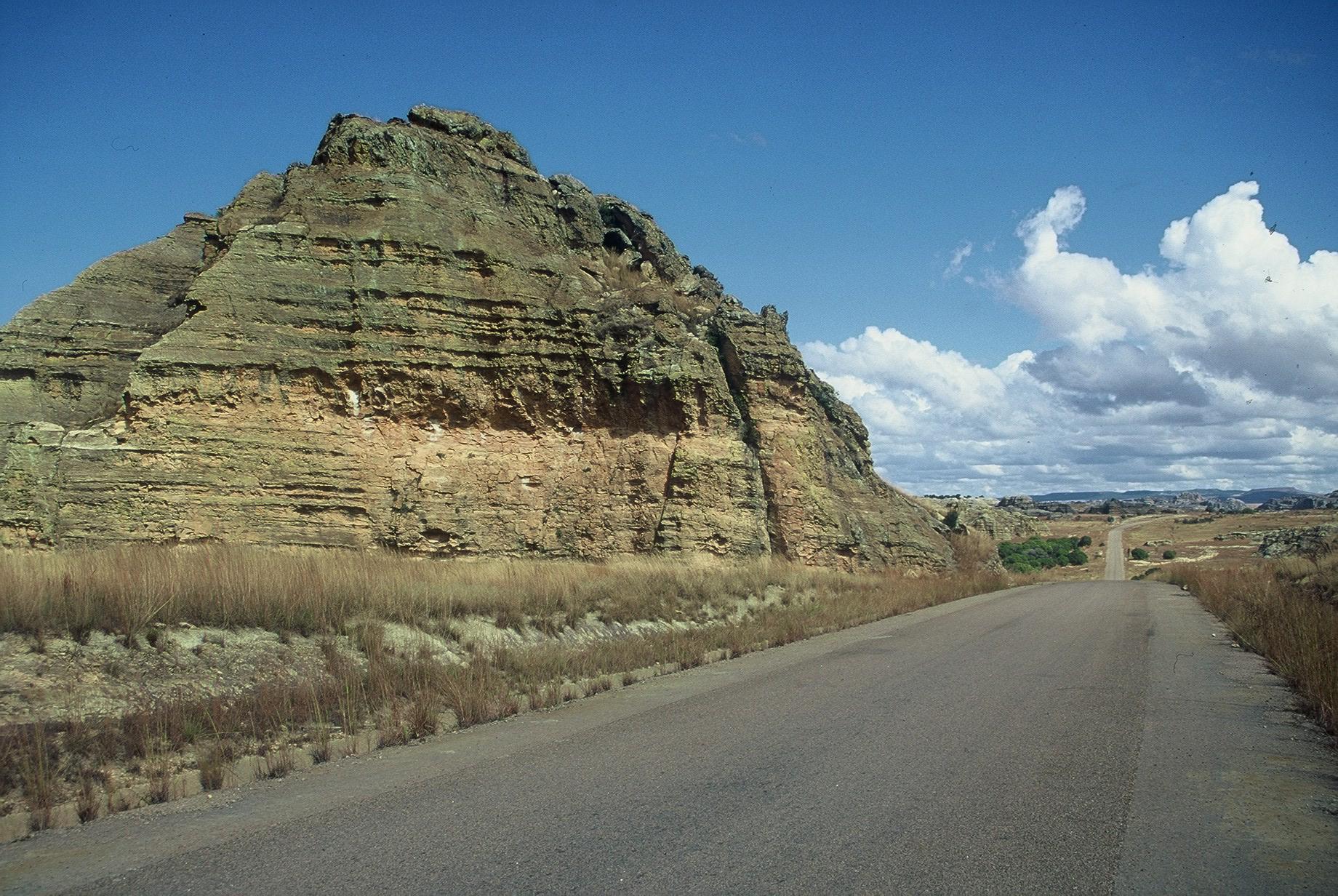 Route du sud malgache