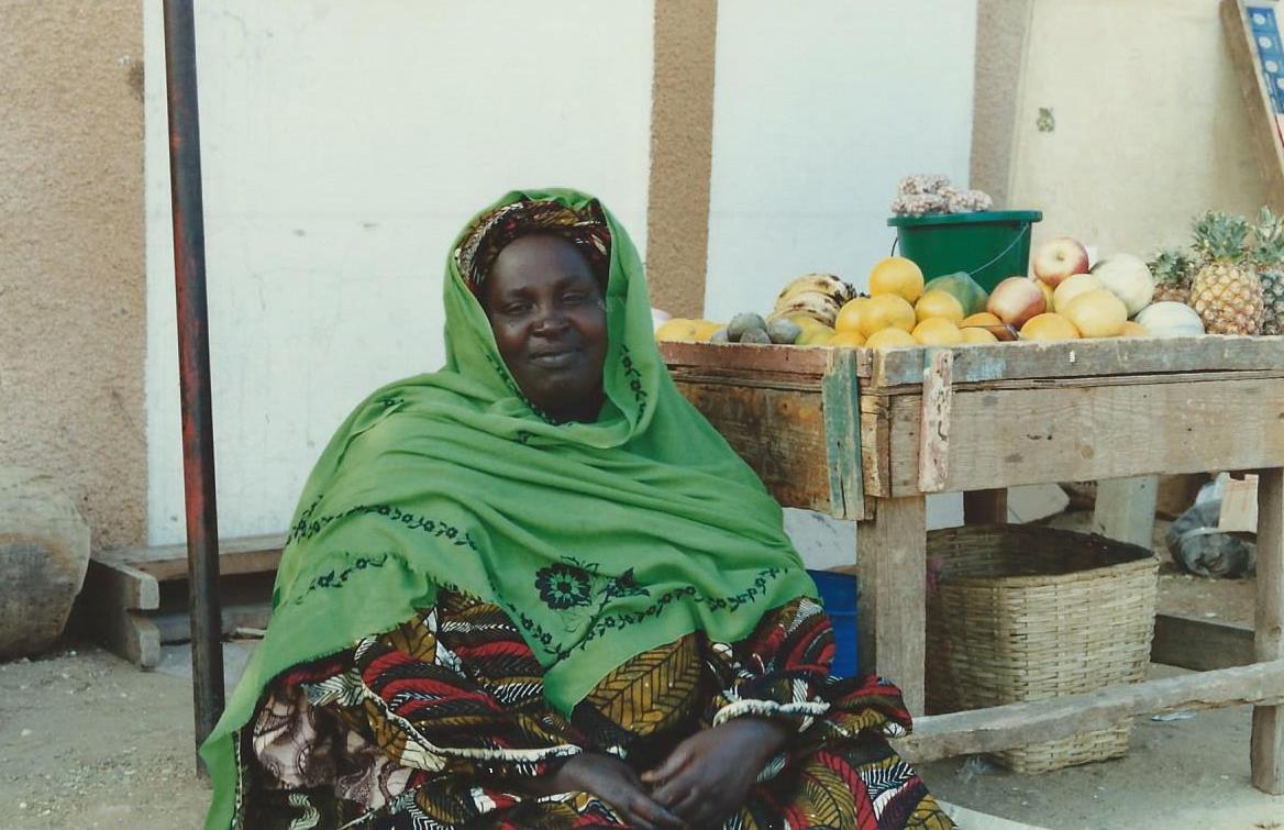 Dans le village de N'Gor près de Dakar