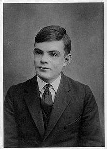 Alan Turing - Grazie Alan -