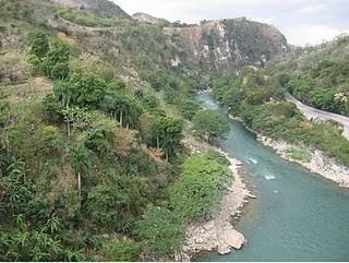 La rivière Artibonite