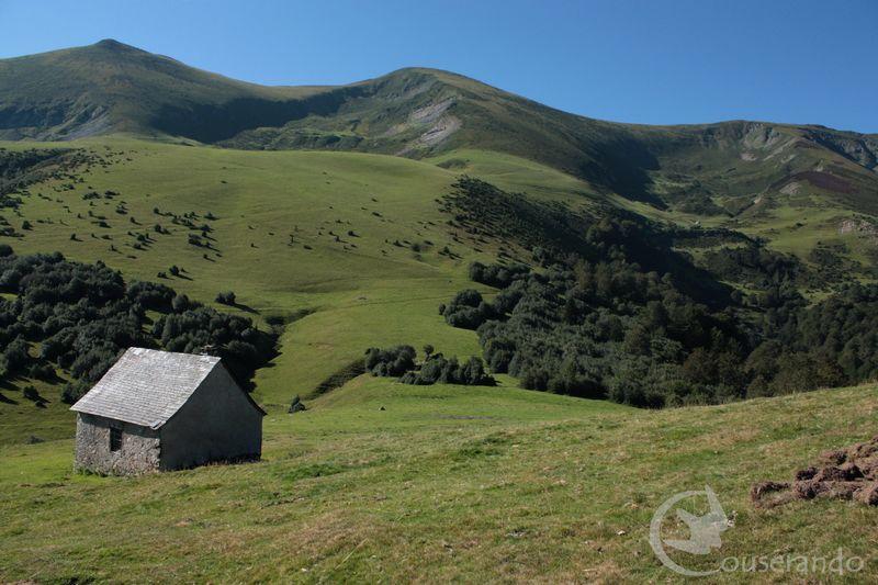 Granges de l'Estrémailles - Doriane GAUTIER, Couserando - Ariège Pyrénées
