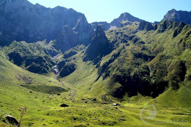 Cabane d'Aula - Doriane GAUTIER, Couserando - Ariège Pyrénées