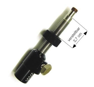 Button SPIGA II mit Rasterverstellung