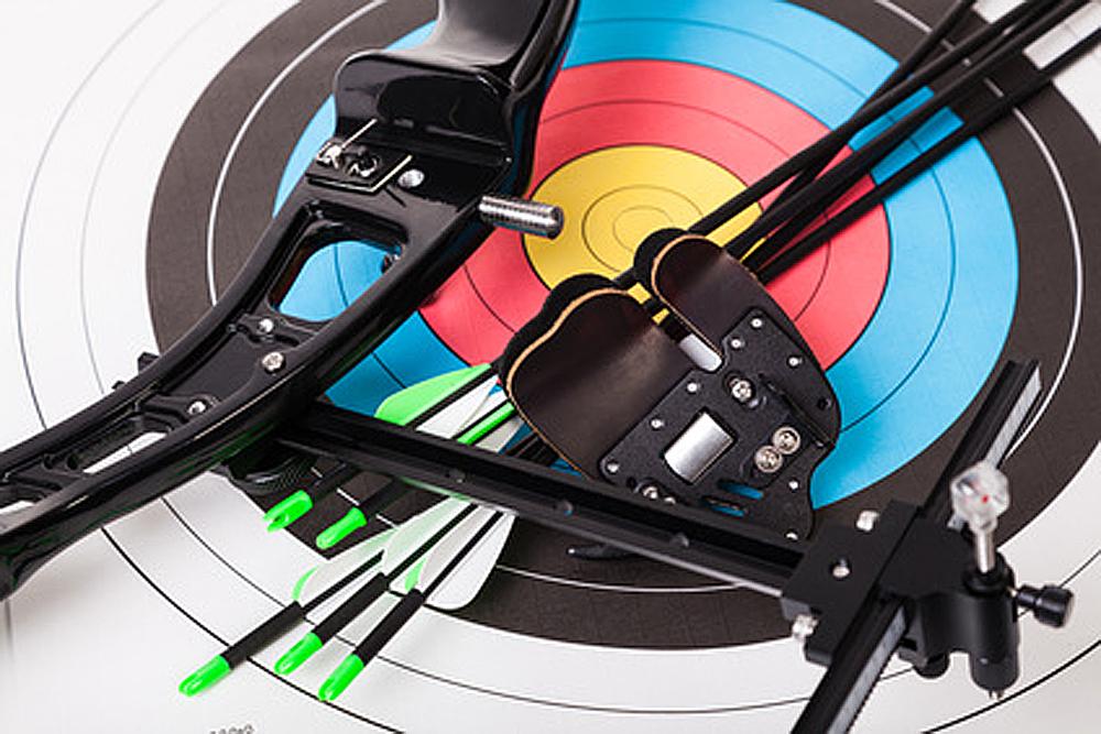 Online-Shop: Bögen aller Art, Bogensportartikel. Alles für den Bogenschützen