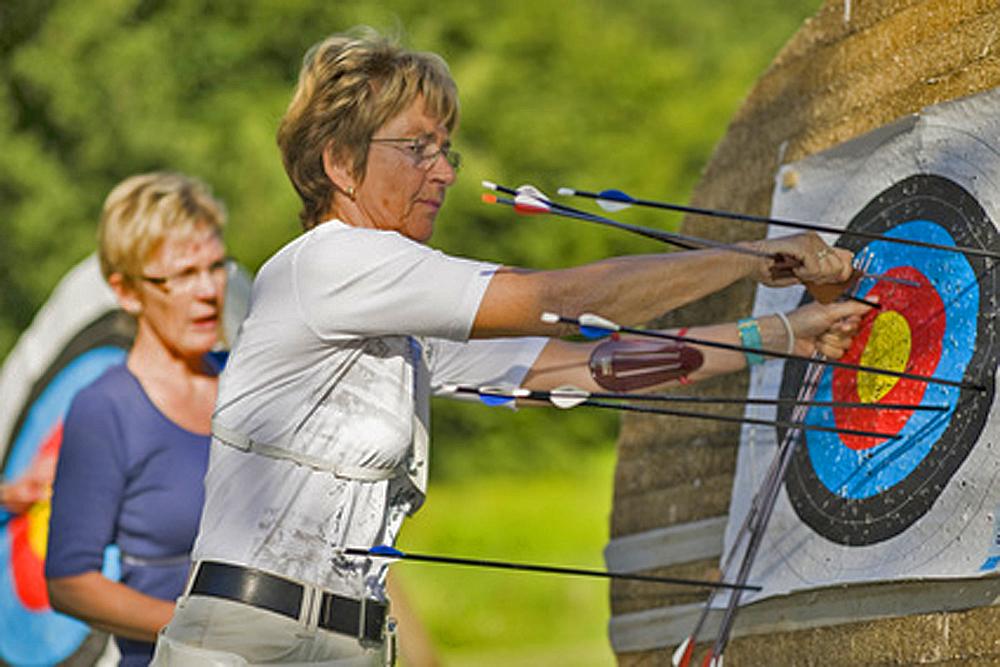 Bogensport-Veranstaltungen: Kurse, Workshops, Firmen-Events. Auch vor Ort!