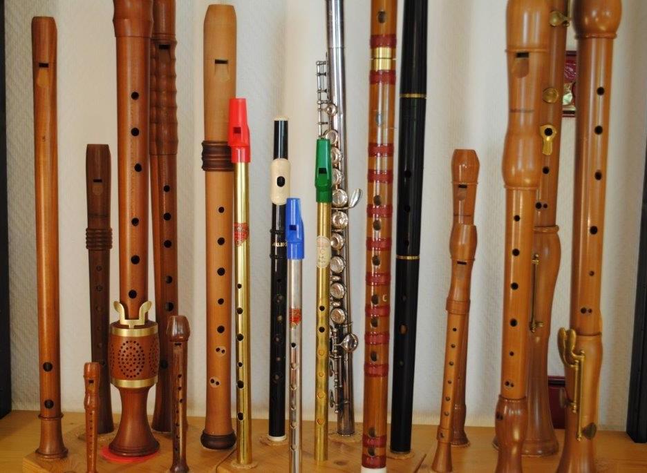 Alle Flöten sind willkommen