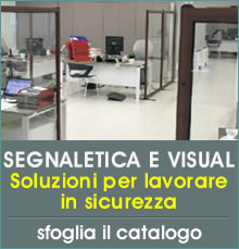 Catalogo Segnaletica e Visual