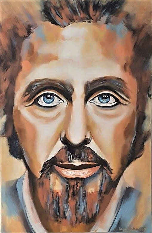 Al Pacino...150x100 cm