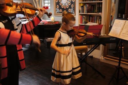 Violinkonzert Geigenschüler