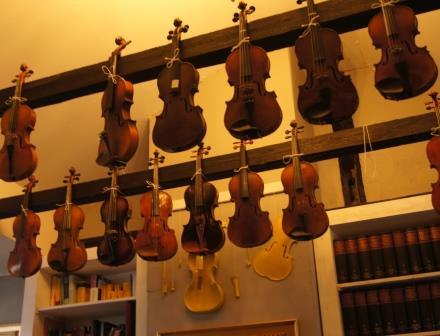 Leihinstrumente der Musikschule