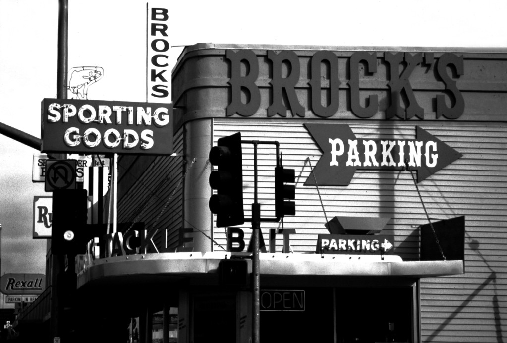 Brock, California