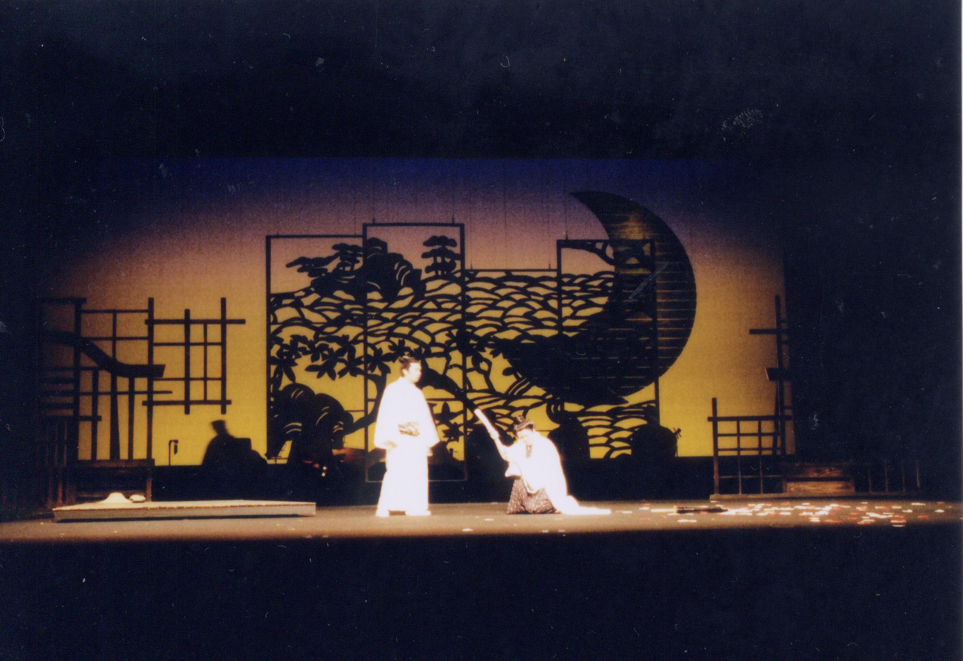 2007年 加藤直版「泊阿嘉」