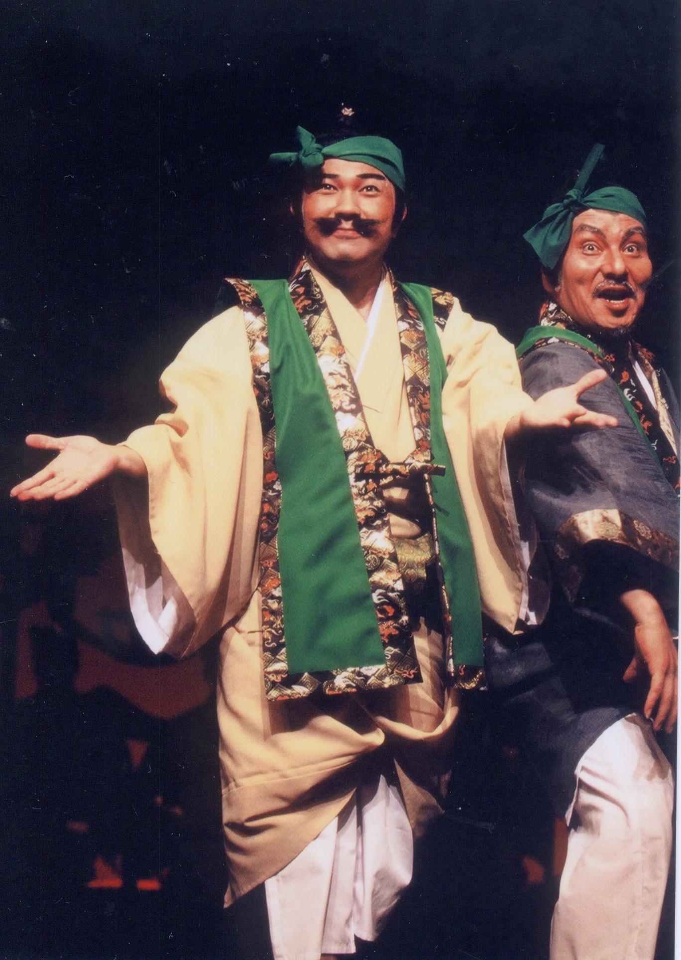 2007年 琉球歌劇「泊阿嘉」