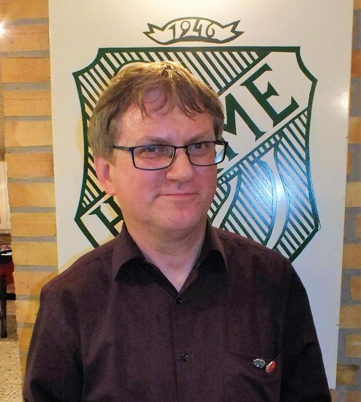 Ehrenmitglied:  Michael Wiezorrek