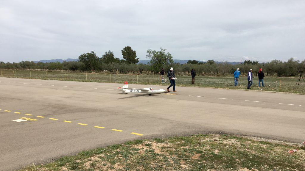 Tortosa Model Flying Ranch April