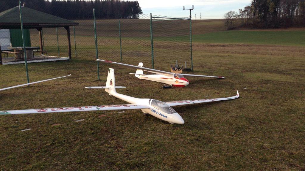 Mettingen Winter Fly In Januar 2016