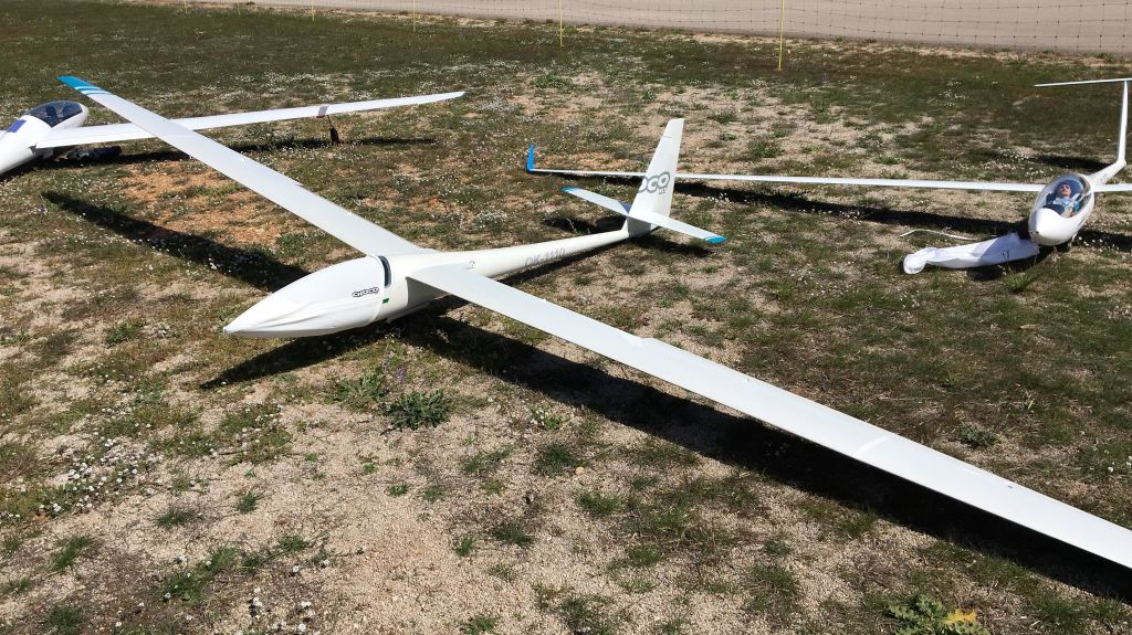 Tortosa Model Flying Ranch April 2018
