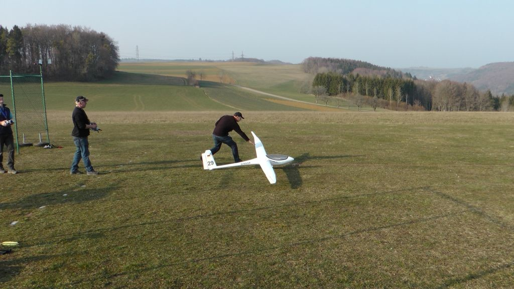 Frühlings Fly Inn in Mettingen