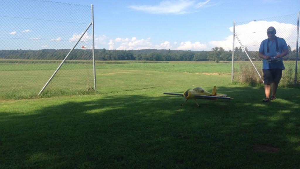 Turbine Klettgau Sunday Training