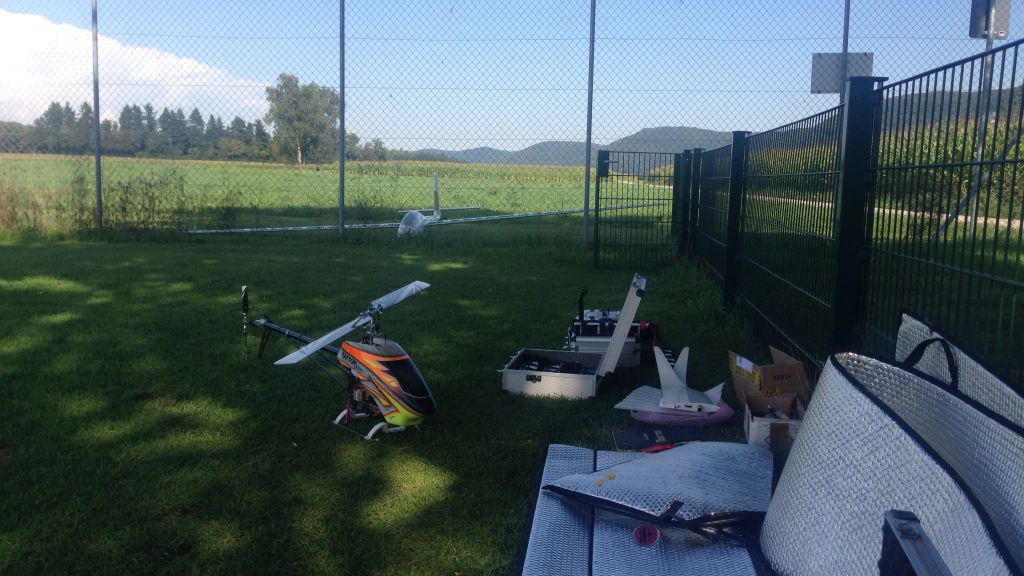 Turbine Klettgau Sunday Training