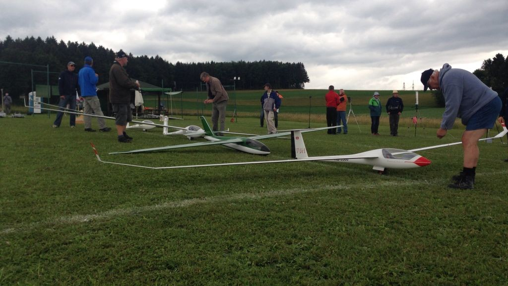 GPS Triangle Cup 2015 in Mettingen